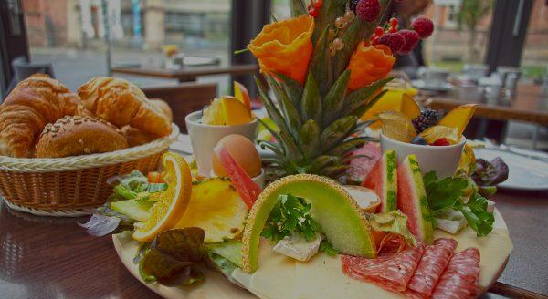 Unser Frühstück in der Nordstadt