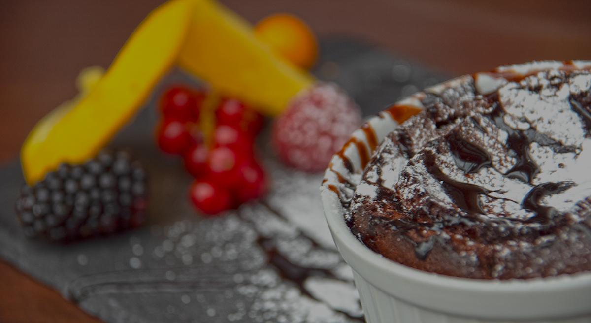 Leckerer Dessert